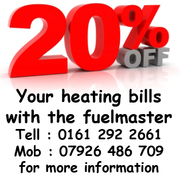 SAVE OVER 20% ON YOUR FUEL BILLS