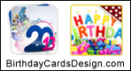 design and print Birthday Invitations