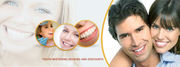 Teeth whitening laser treatment clinics in UK laser teeth whitening