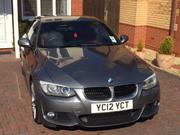 bmw 320 BMW 320D M SPORT AUTOMATIC,  CONVERTIBLE,  METALLIC